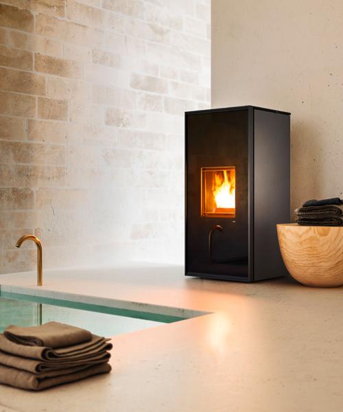 Pellet stove Tilda by MCZ