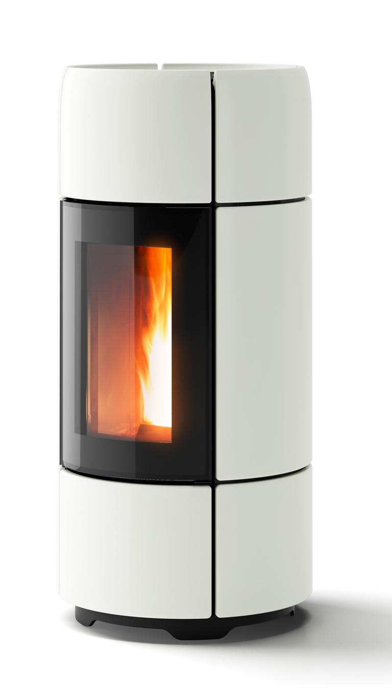 Curve pellet stove - MCZ