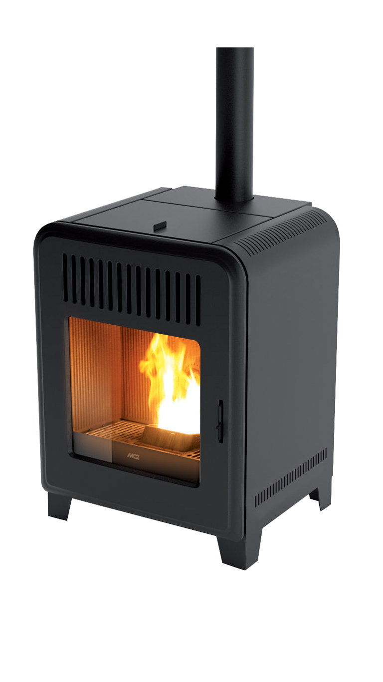 cute pellet stove mcz. Black Bedroom Furniture Sets. Home Design Ideas