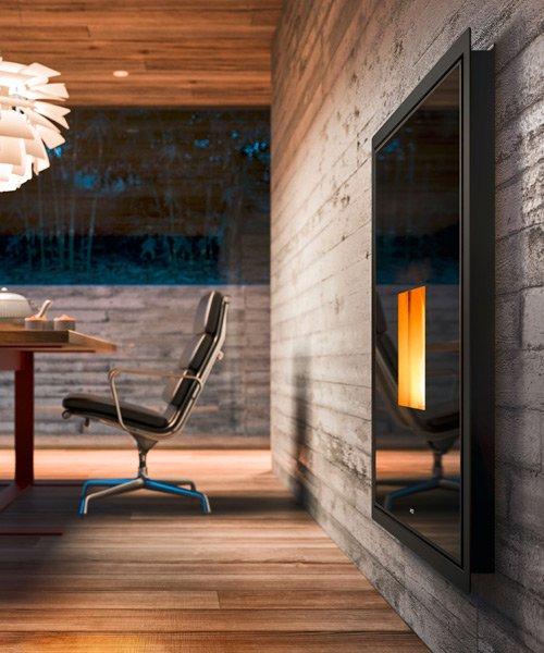 camini a pellet catalogo online camini mcz. Black Bedroom Furniture Sets. Home Design Ideas