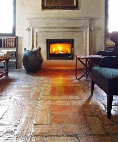 Fireplace insert MCZ