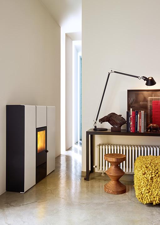 Kaminöfen für kleine Räume - MCZ