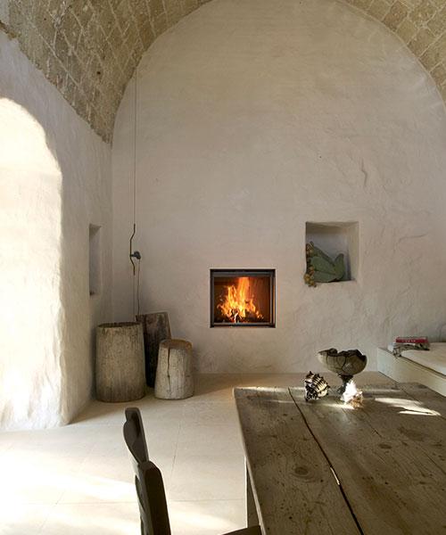 Plasma modern fireplace by MCZ
