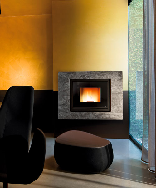 Pellet fireplace Vivo 80 MCZ