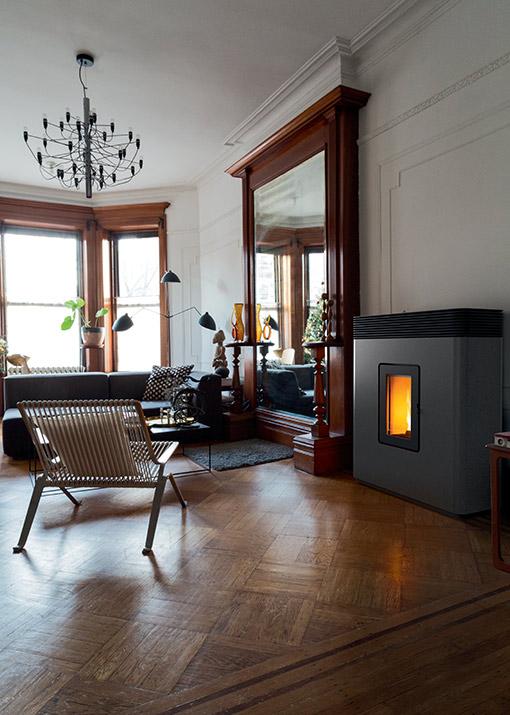 philo 14 pelletofen mcz. Black Bedroom Furniture Sets. Home Design Ideas