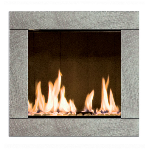 Forma 115 g chimenea de gas mcz - Chimenea de gas natural ...