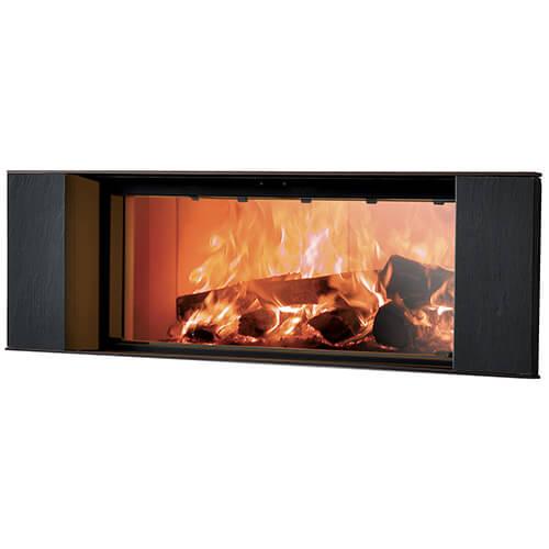 Plasma 115Plasma 115 Wood   wood burning fireplace   MCZ. Plasma Fireplace. Home Design Ideas