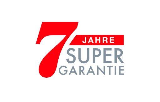 Super Garantie 7 Jahren MCZ