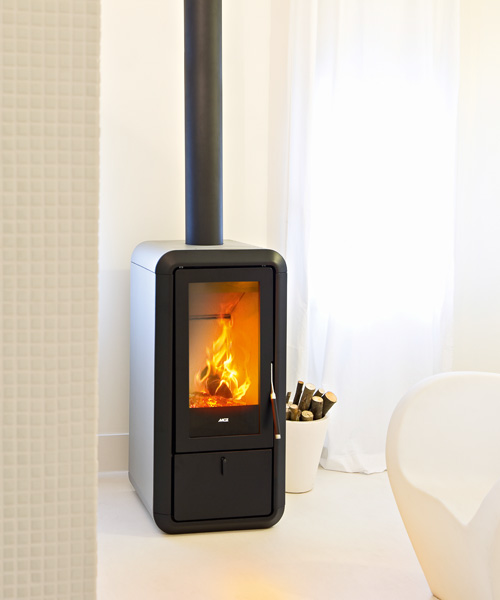 Wood-burning stove Kasai MCZ