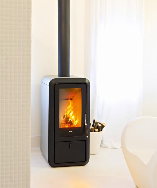 Wood-burning stove Kasai MCZ